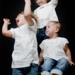 Copii obraznici-copii cuminti