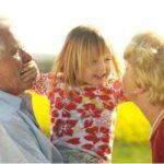 Bunici - copii