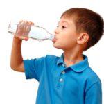Consumul de apa la copii