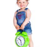 Cum percep copiii timpul
