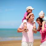 Vacanta cu copii mici