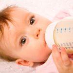 Acordarea gratuită de lapte praf pentru copiii între 0 şi 12 luni