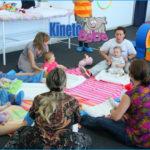 Ce beneficii aduce Bebe-Gim-ul in relatia mama–copil